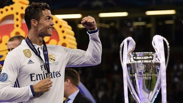 Cristiano-Champions