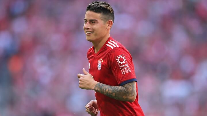 James-Rodriguez-Bayern-Munich