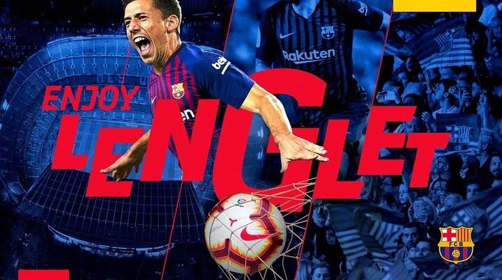 Lenglet-Barcelona