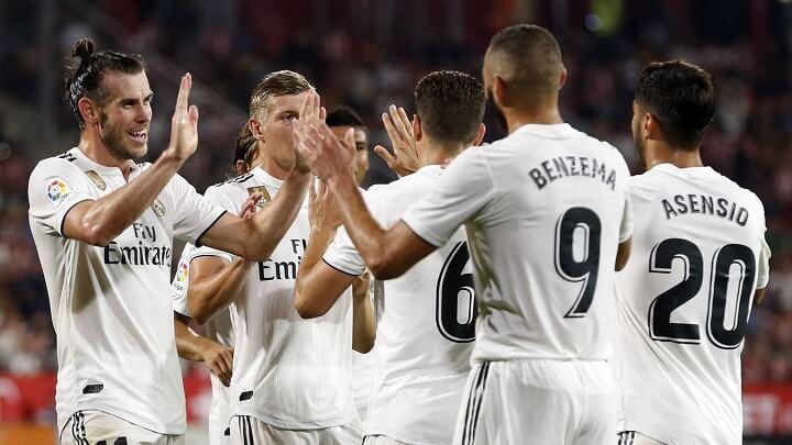 Girona-Real-Madrid