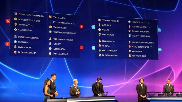 grupos-sorteo-Champions-League
