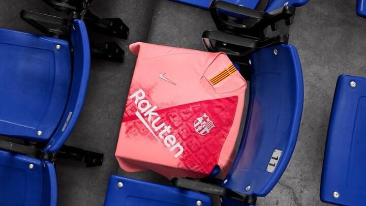 camiseta-tercera-equipacion-FC-Barcelona-2018-2019-Rakuten