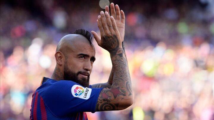 Arturo-Vidal-aplaudiendo