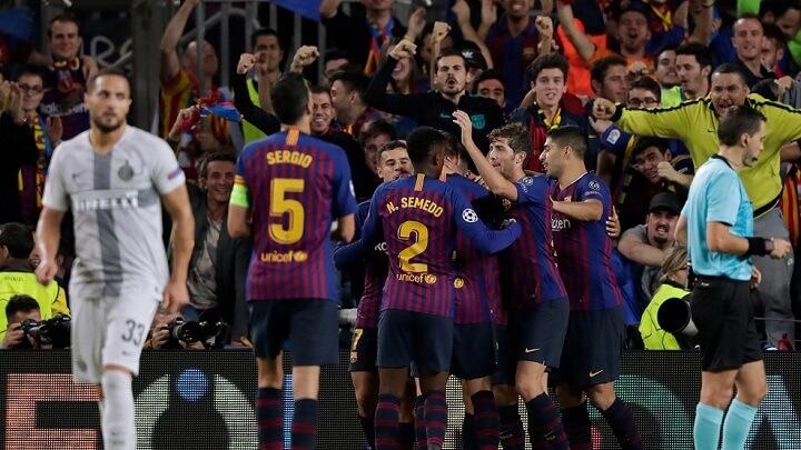 Barcelona-Inter