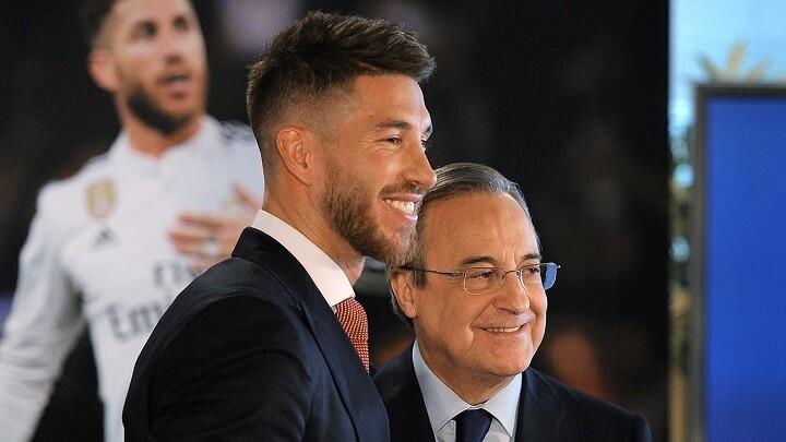 Sergio-Ramos-y-Florentino-Perez