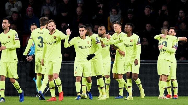 Barcelona-celebrando-un-gol