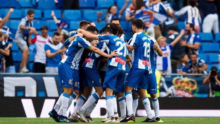 Espanyol-celebracion