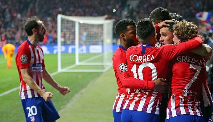 Atletico-celebrando-un-gol-a-la-Juve