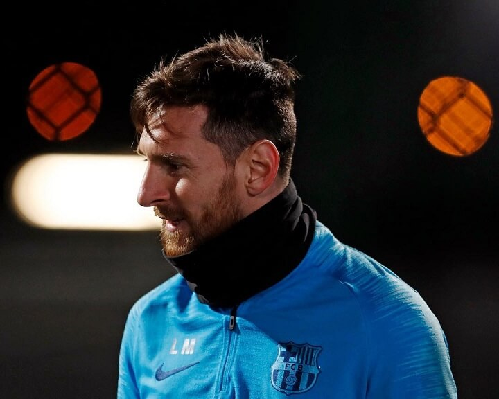Leo-Messi-entrenando