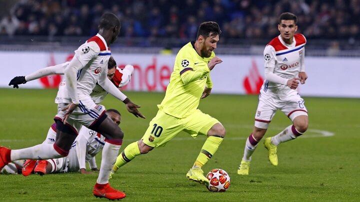 Lyon-Messi