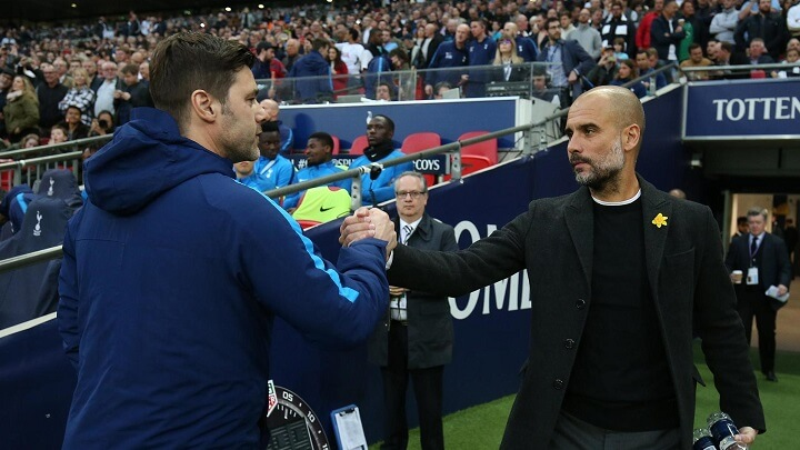 Guardiola-y-Pochettino
