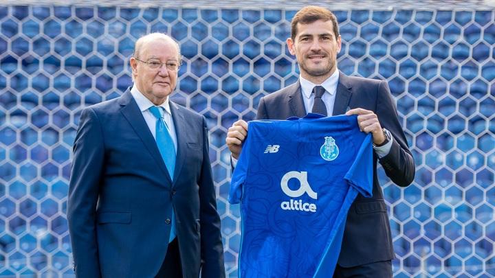 Iker-Casillas-Oporto