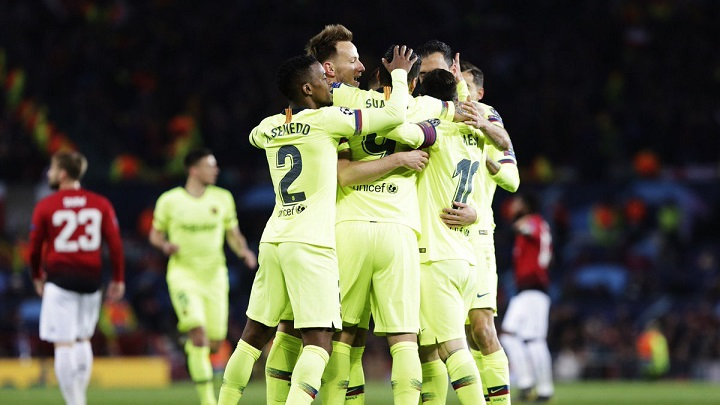 Barcelona-en-Old-Trafford