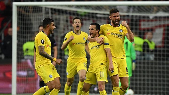 Chelsea-gol