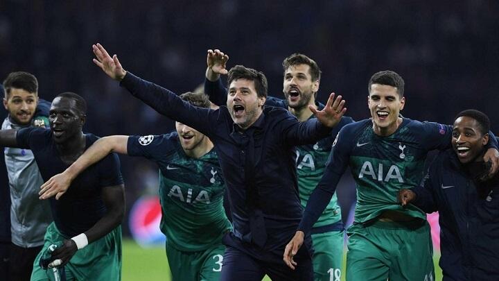 Pochettino-Tottenham