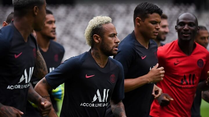 Neymar-corriendo