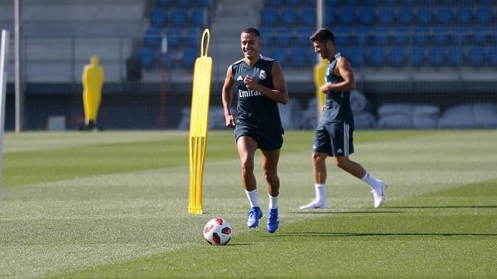 Lucas-Vazquez-sonriendo-entrenamiento