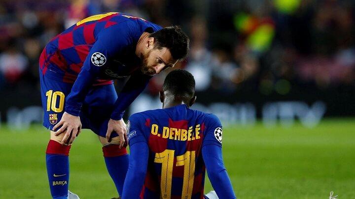 Messi-y-Dembele