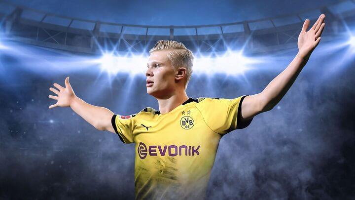Haaland-Borussia-Dortmund