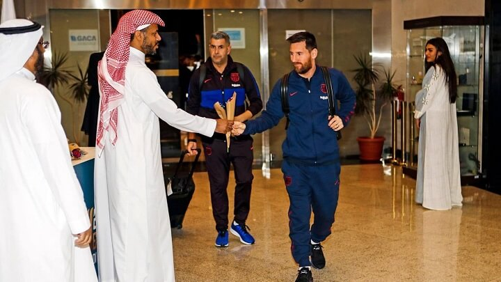 Barcelona-Arabia-Saudi