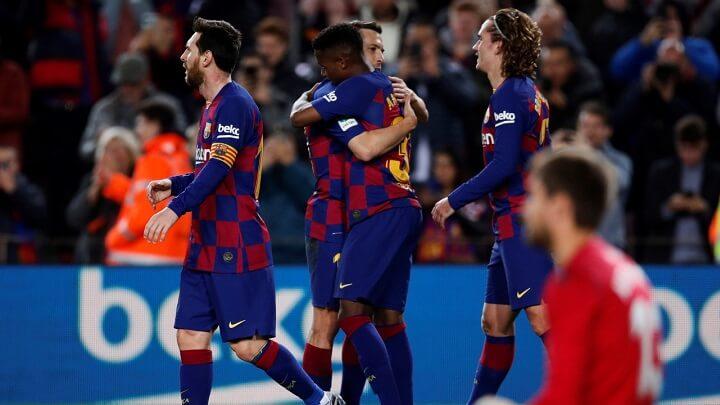 Barcelona-Champions