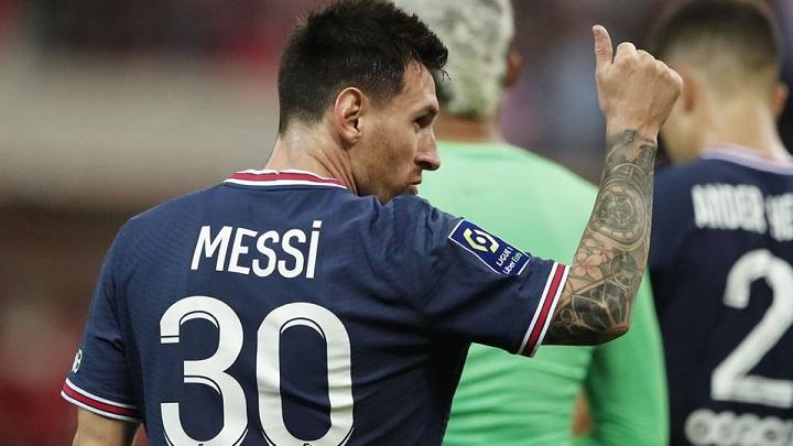 Messi-PSG